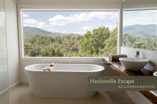 Healesville Garden – Yarra Valley & Dandenongs Accommodation