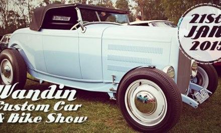 Wandin Custom Car & Bike Show
