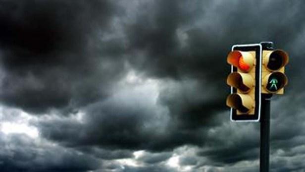 pošta-kiša-semafor