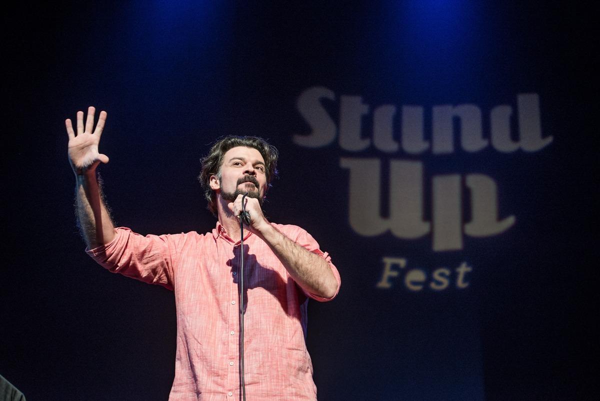 Aleksandar Perišić - stand up komičar sa crnim smislom za humor