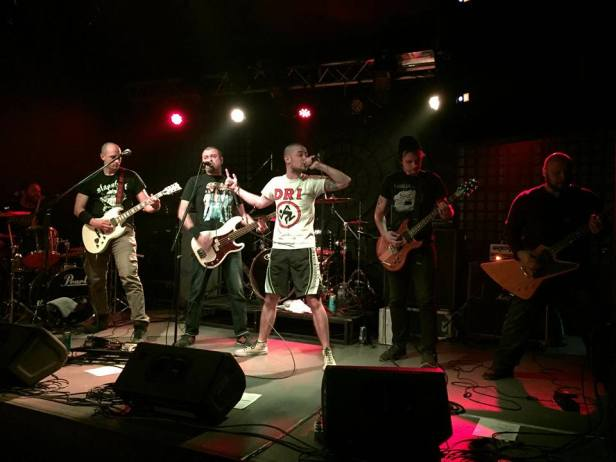 Lazarath - live