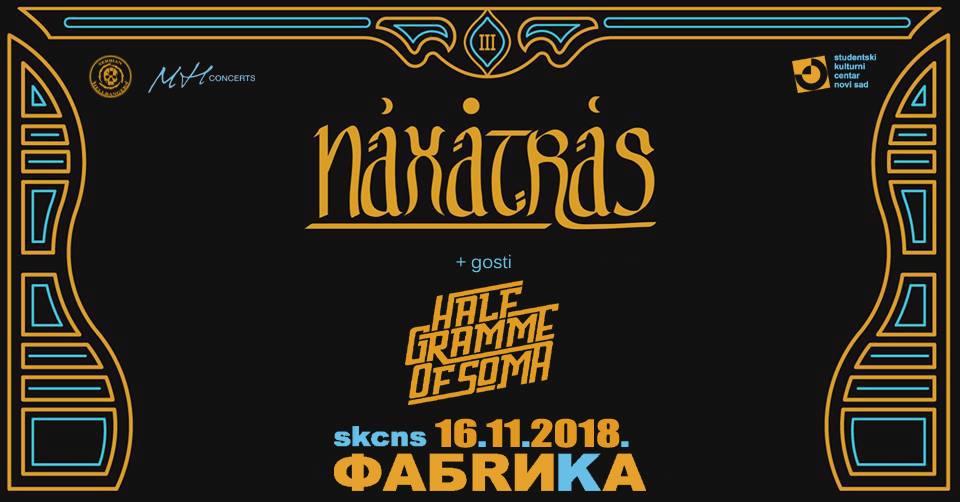 Mistično iskustvo NAXATRAS-a (ekskluzivni intervju za DOTKOM) / Mystic experience of NAXATRAS (exclusive interview for DOTKOM)