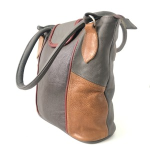 HULM Genuine leather hand bag