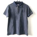 Diesel navy blue short sleeve golf t-shirt