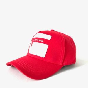 G-STAR RAW Red denim adjustable cap