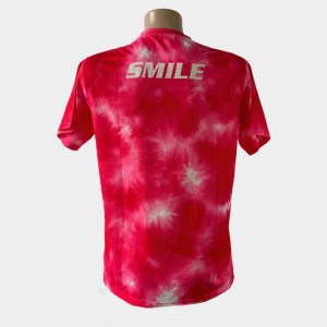 "Off-White ""Smile"" magenta t-shirt – dot made"