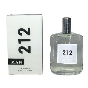 212 man perfume - dot made