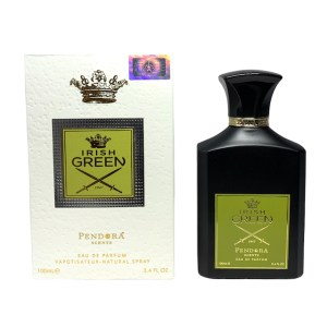 Irish green perfume - dot made