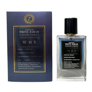 WHY Prive Zarah EDP perfume - dot made