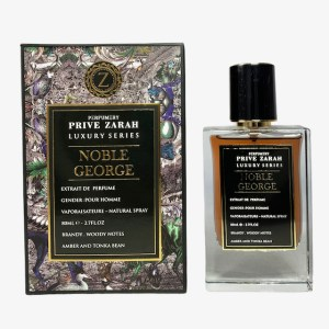 Noble George Prive Zarah EDP perfume - dot made