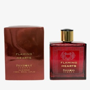 Flaming hearts perfume - Pendora scents - dot made
