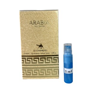 Arabia for women EDP perfume 5ml sample