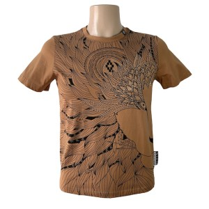 PP Exotic lion brown t-shirt