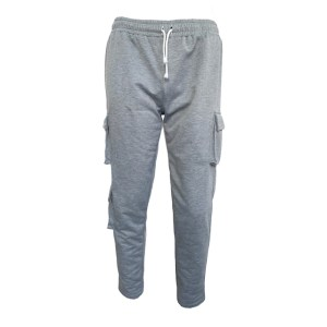 SABALI AW21 grey cargo sweatpants - joggers - winter wear - autumn wear - proudly South African product