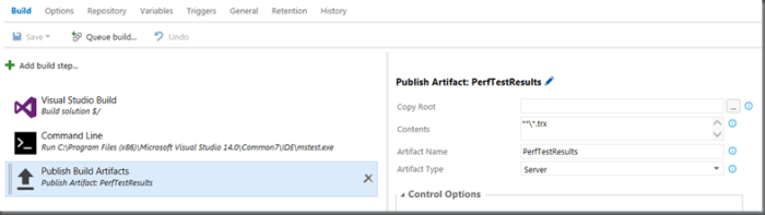 Building/Testing with TFS/VSTS – DOTNET CATCH – Blogging