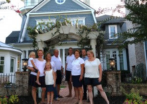 Mathie Family Formal (house front)