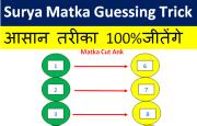 Surya Matka Guessing आसान तरीका 100 % जीतोगे, सूर्य मटका Kalyan mobi