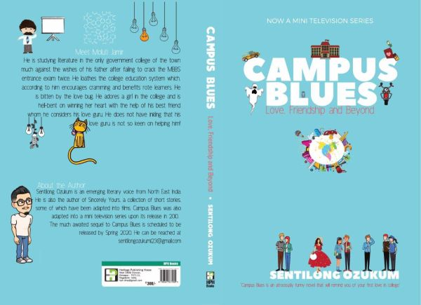 Campus Blues Book Reviews by students of Tetso College