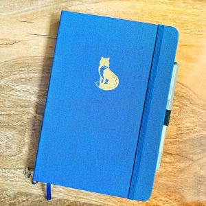 A Bullet Journal Notebook by Archer & Olive