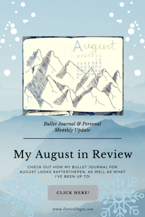 August 2020 in Review Pin