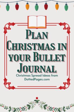 Christmas Planning Pin