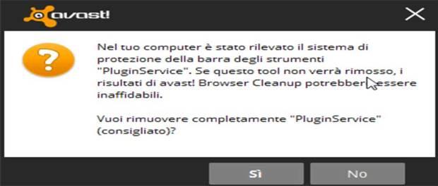 PluginService.exe: cos'è e come rimuoverlo