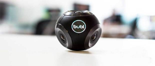 bubl fotocamera per foto sferiche