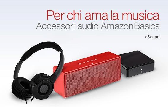 Audio amazon basic