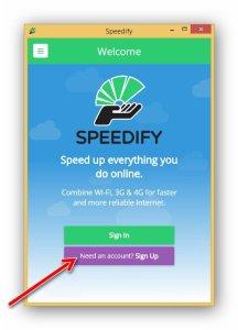 Speedify 9