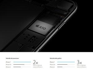 a 10 fusion iphone 7