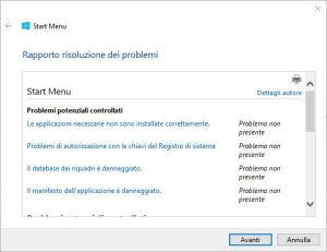 start-menu-troubleshooter-rapporto