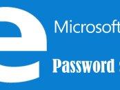 Come visualizzare le password salvate in Microsoft Edge