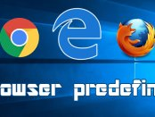 Impostare un browser predefinito diverso da Edge