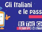 Gli Italiani e le password