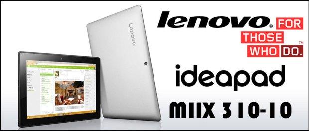 Lenovo IdeaPad MIIX 310-10