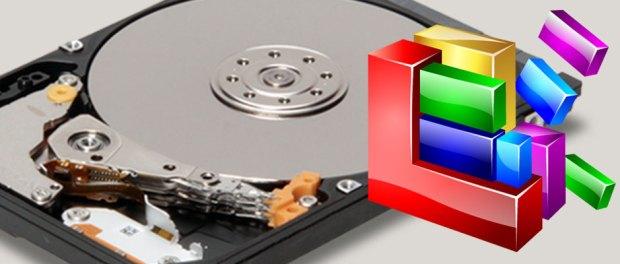 Deframmentare il disco fisso