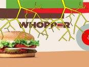 pessima figura burger king