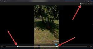 estrarre clip da video