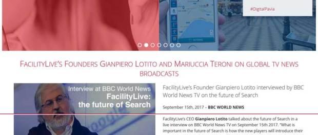 FacilityLive, il motore di ricerca tutto Italiano