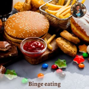 disturbo da alimentazione incontrollata