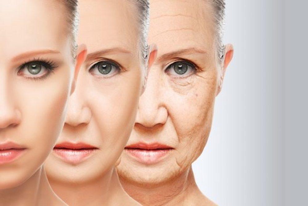 Invecchiamento del viso