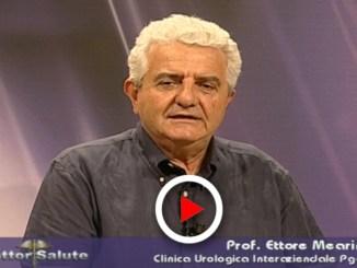 Tumore del rene, a Dottor Salute il professor Ettore Mearini