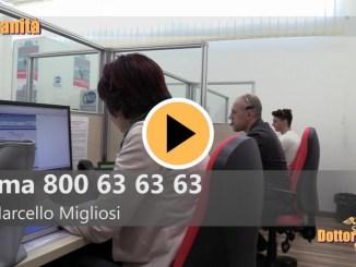Numero Umbria sanità, NUS, che ridurrà anche le code, è il 800636363