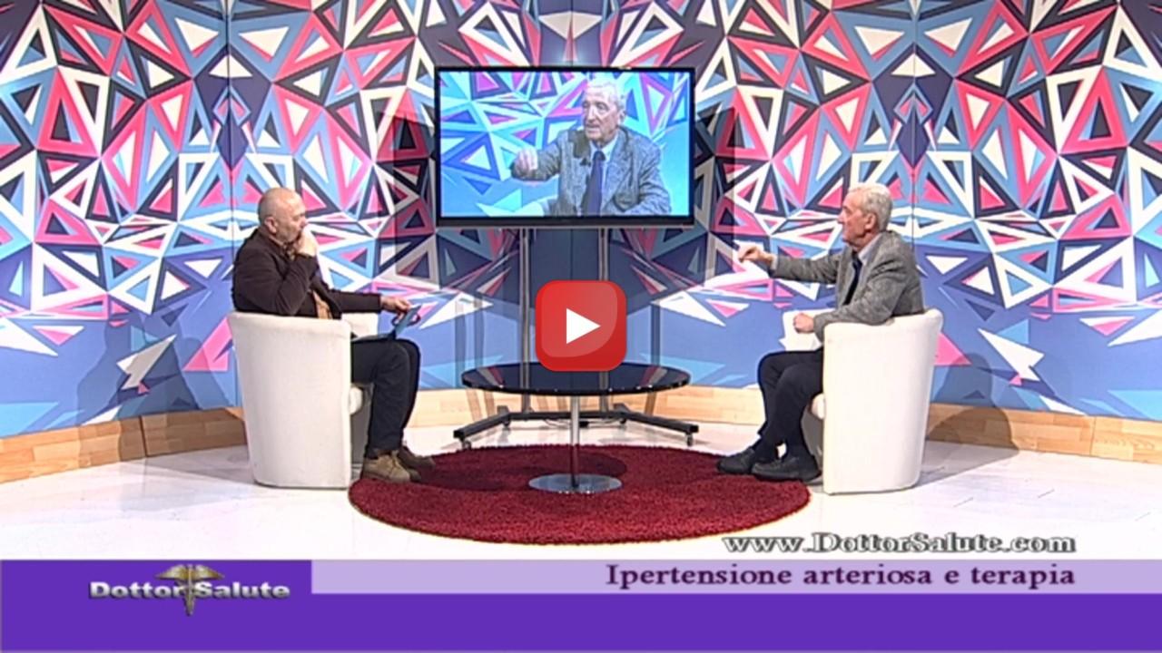 Ipertensione arteriosa e terapia a Dottor Salute il cardiologo Paolo Verdecchia