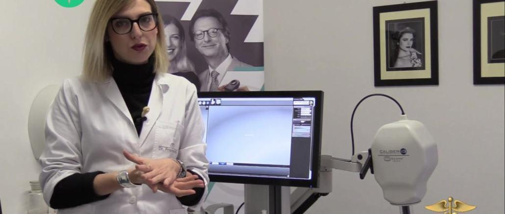 Microscopia confocale e macchie della pelle e laser a Dottor Salute