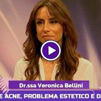 Pelle e acne, problema estetico e di salute, con la dottoressa Veronica Bellini