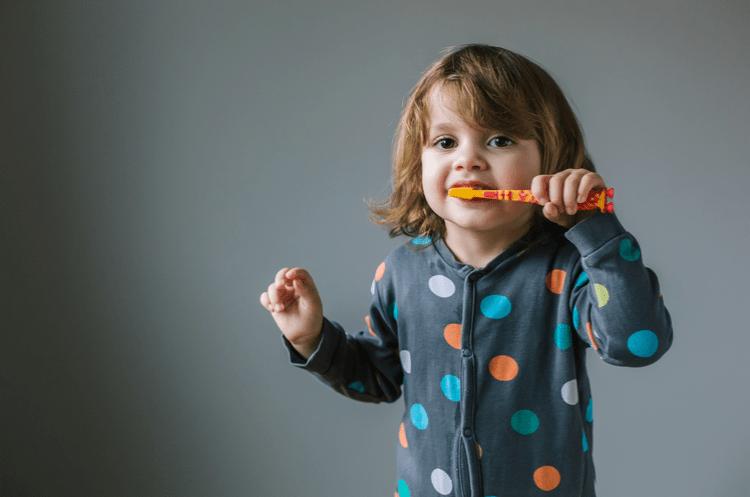 far lavare i denti ai bambini Dottorsorridenti