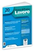 Diritto & Pratica del Lavoro n. 26/2014