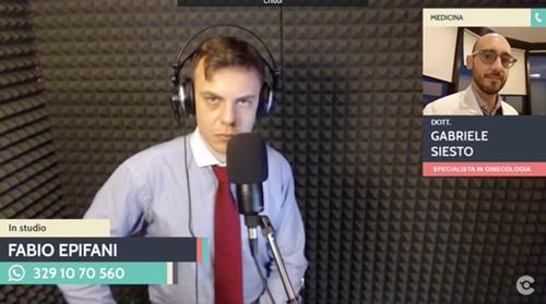 Gabriele Siesto - Bartolinite - Radio QRS