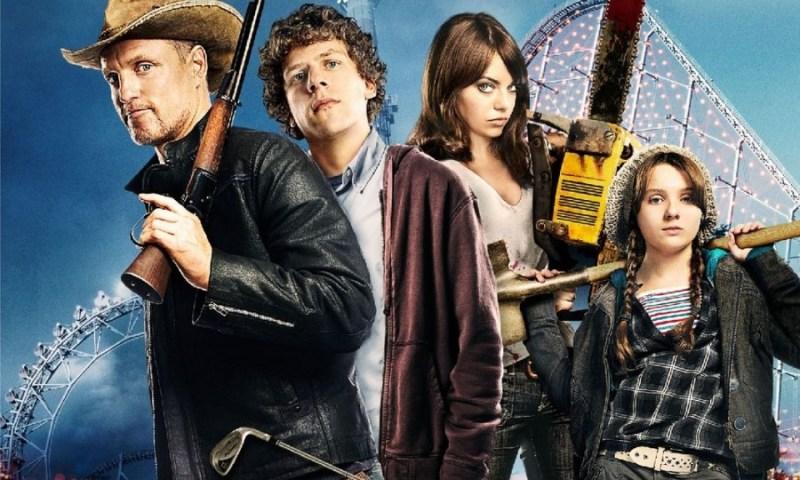 รีวิว Zombieland (2009) ซอมบี้แลนด์ แก๊งคนซ่าส์ล่าซอมบี้